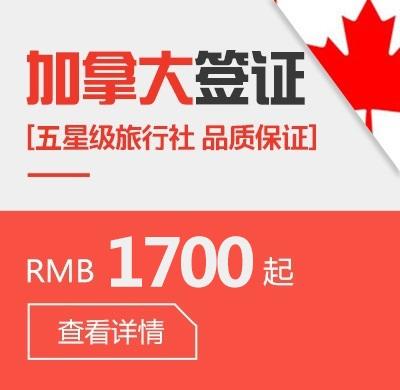 加拿大个人签证