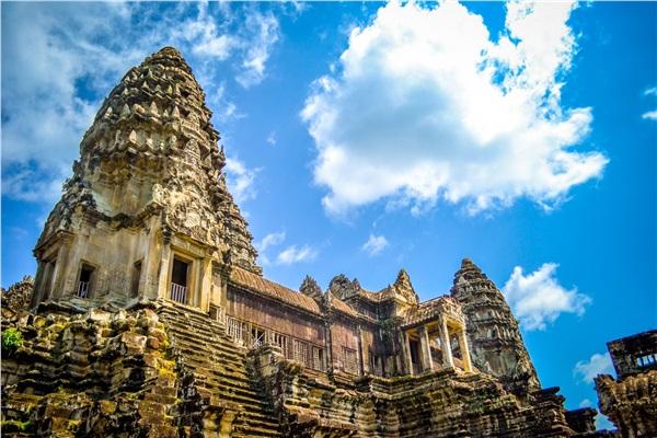 吴哥印象—柬埔寨6日游