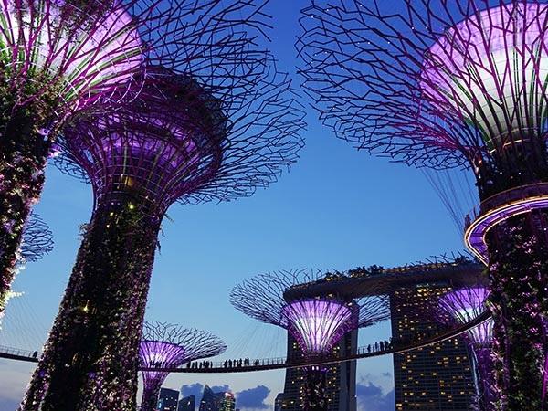 新加坡、马来西亚双飞六日游