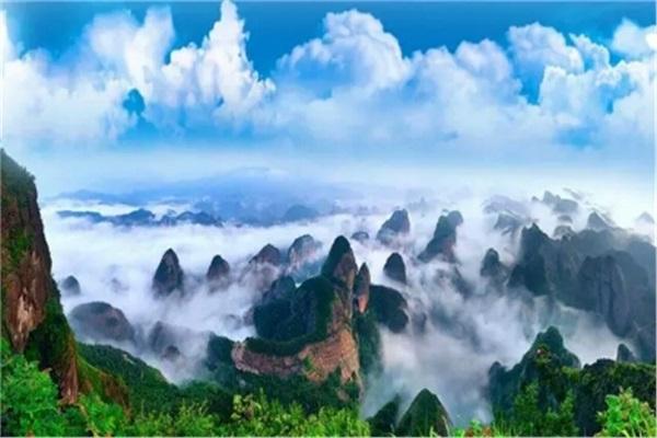 世界自然遗产 浪漫崀山二日游