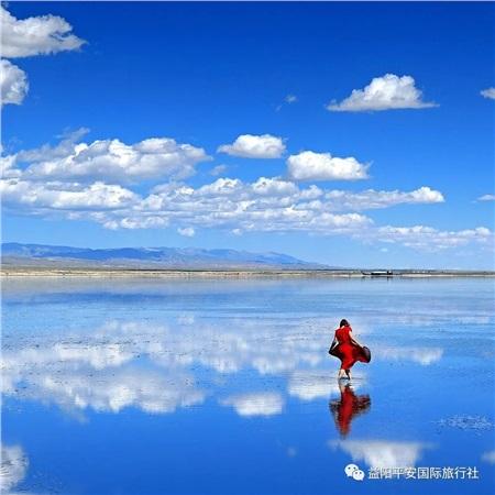 兰州、青海湖、茶卡盐湖、张掖丹霞、敦煌莫高窟、鸣沙山双飞单动单卧6日游