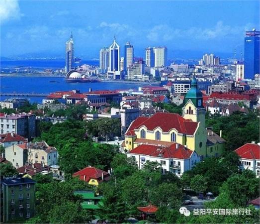 青岛、威海、蓬莱、烟台、大连双飞6日游