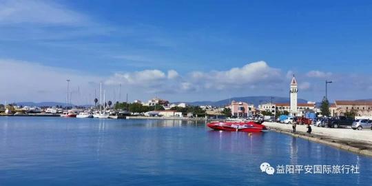飞向爱琴海  希腊一地10日游